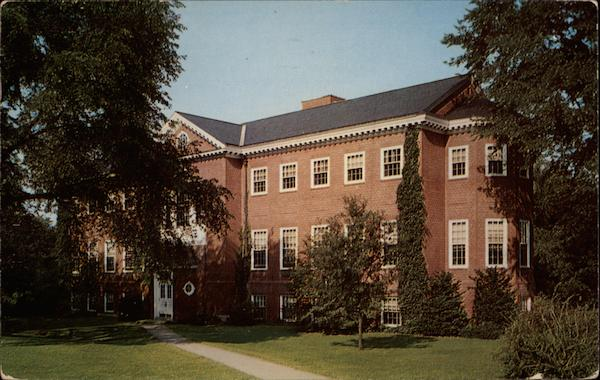 Hood College - The Joseph Henry Apple Library Frederick Maryland