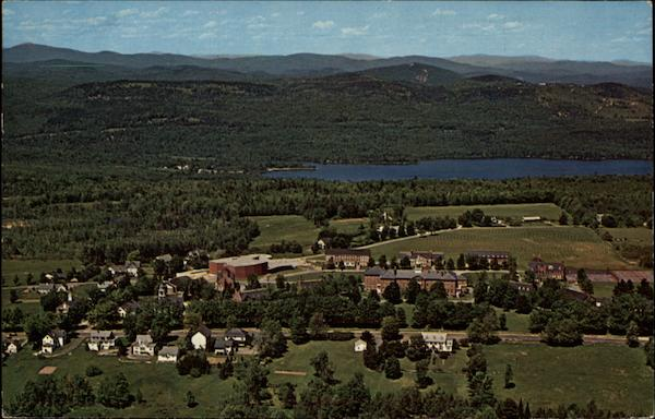 Colby Junior College New London New Hampshire