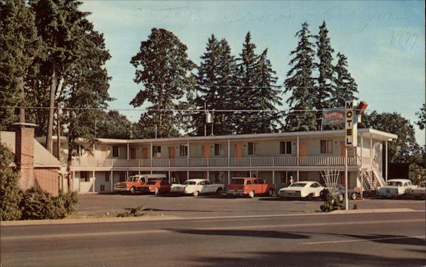 Rainbow Motel Cottage Grove Oregon