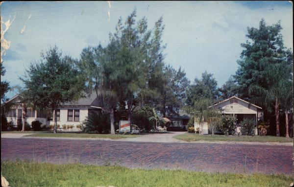 Genesee Cottages Clearwater Florida