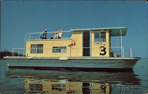Florida Keys Houseboat Rentals and Sales