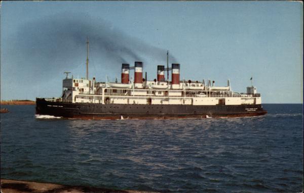 Prince Edward Island Ferry Car
