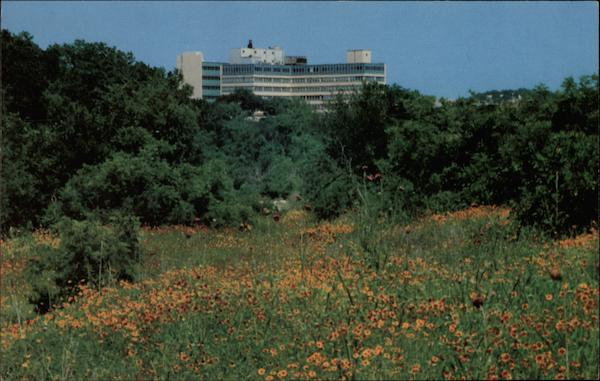 The Sid Peterson Memorial Hospital Kerrville Texas