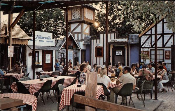 Bavarian Village New Braunfels Texas