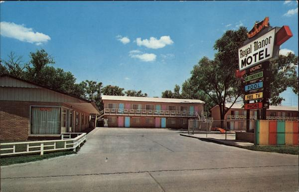 Royal Manor Motel Ottawa Kansas
