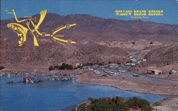 Willow beach resort for Fishing license az price