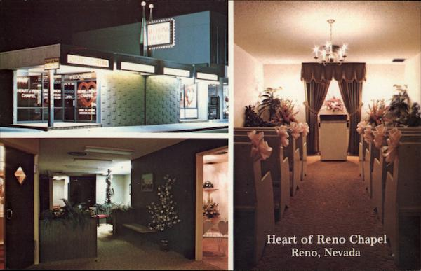 Heart Of Reno Chapel
