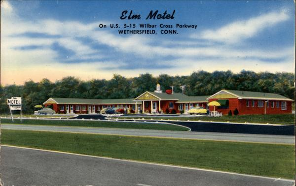Elm Motel Wethersfield Connecticut