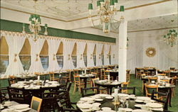 Emerald Dining Room The Chippewa Hotel