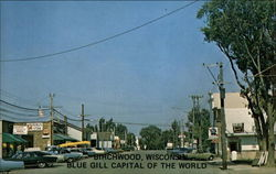 Birchwood, Wisconsin, Blue Gill Capital of the World