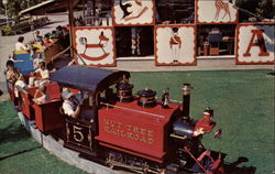 The Nut Tree Railroad Train