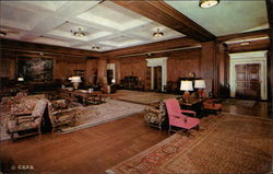 Reception Room of Christian Science Publishing Society