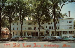 The Red Lion Inn (1773)