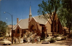 The Paseo Methodist Church Postcard
