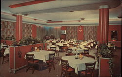 Elks Club No. 325 Dining Room