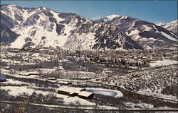 Aspen Mountain and Aspen Highlands ski areas