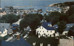 "Rockport Harbor from ""The Old Sloop"""