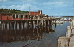 Lobsterman's Wharf