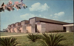 McAllen Tourist Center Postcard