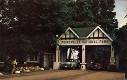 The Entrance to Point Pelee National Park