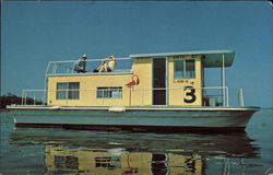 Everglades National Park Houseboat Rentals