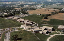 Aerial View of Kirkwood Community College