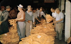 Selling Tobacco in Virginia