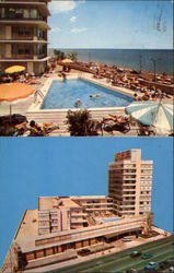 Lake Tower Inn Postcard