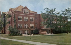Memorial Hall, Women's Residence, Aurora College