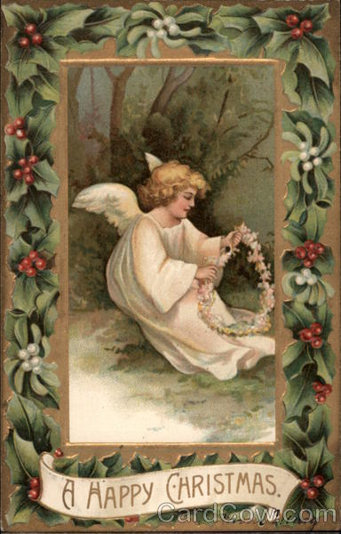 A Happy Christmas With Angels