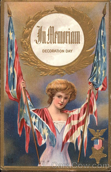 In Memoriam; Decoration Day Memorial Day