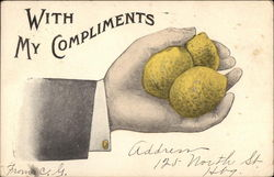 With My Compliments - Handful of Lemons