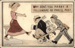 Why Don't You Marry A Millionaire By Parcel Post