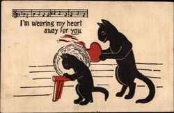 I'm Wearing My Heart Away For You - Cats
