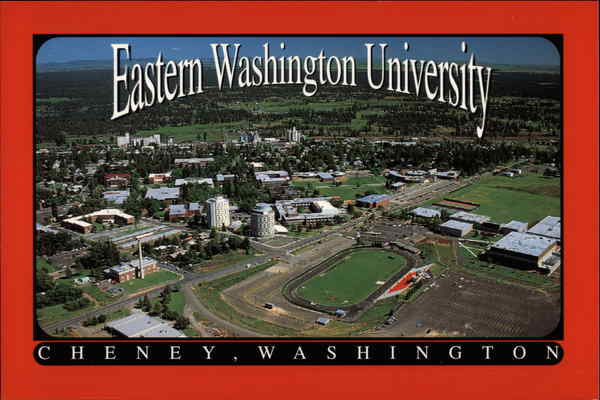 Eastern Washington University Cheney