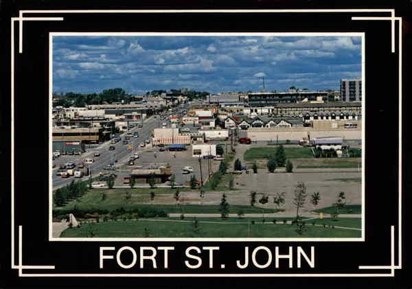 Fort St John Canada Hotels