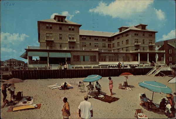 Commander Hotel Ocean City Maryland