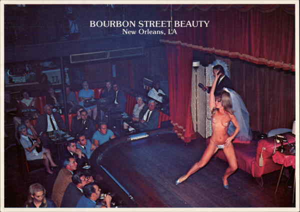 Bourbon Street Beauty New Orleans Louisiana