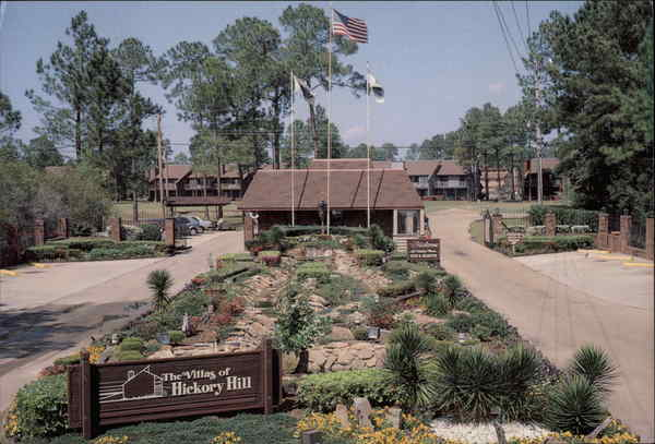 The Villas Of Hickory Hill