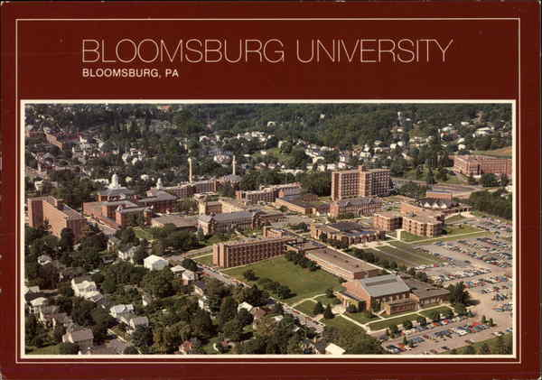 Bloomsburg University Pennsylvania