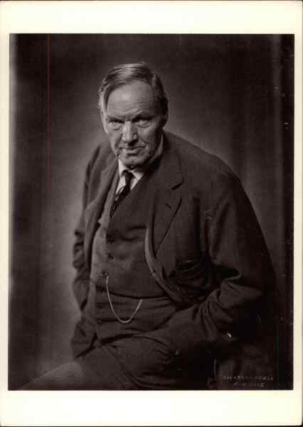 Clarence Darrow c.1925 Nickolas Muray Men