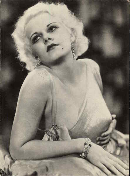 Make an Offer Save to Wishlist: www.cardcow.com/293581/jean-harlow-actresses