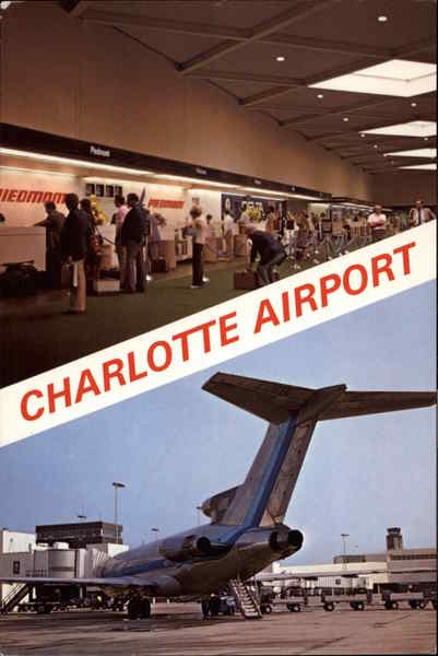 Charlotte / Douglas International Airport North Carolina
