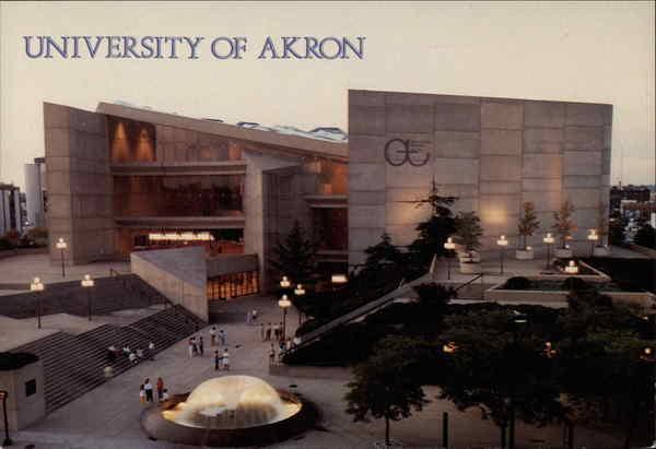 Akron university loans