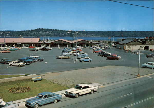 Tyee Plaza, Campbell River Vancouver Island Canada