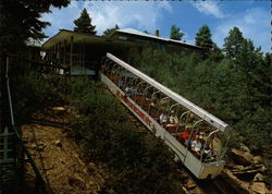 Mt. Manitou Incline Cable Car