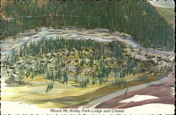 Mount McKinley Park Lodge and Chalets Postcard