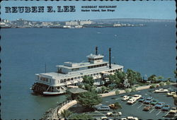 Reuben E. Lee, Riverboat Restaurant