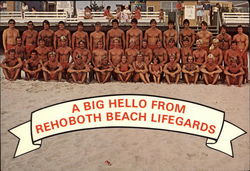 Rehoboth Beach Lifegards