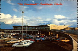 Air Crossroads - Anchorage Airport